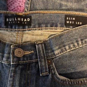 Men's Bullhead Slim Jeans